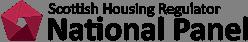 SHR National Panel Logo